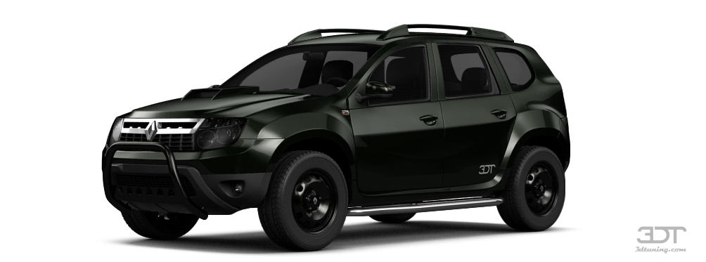 Renault Duster Crossover 2012 tuning