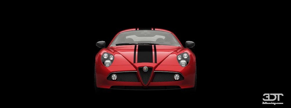 Alfa Romeo 8C Competizione'07