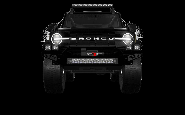 Ford Bronco 4 Door SUV 2021