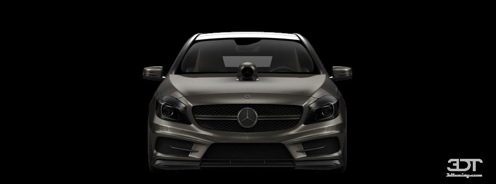 Mercedes A class'13