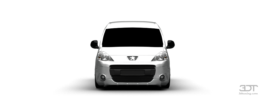 3dtuning of peugeot partner wagon 2008 3dtuning - unique on