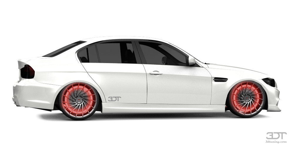 BMW 3 series (facelift) Sedan 2010 tuning