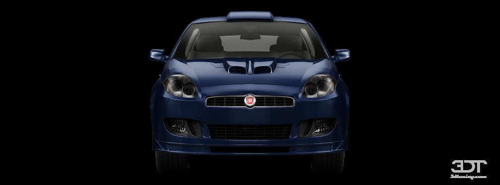Fiat Bravo 5 Door Hatchback 2011