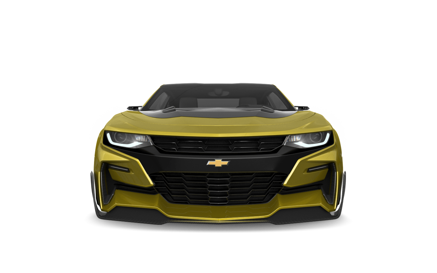 Chevrolet Camaro 2 Door Coupe 2016