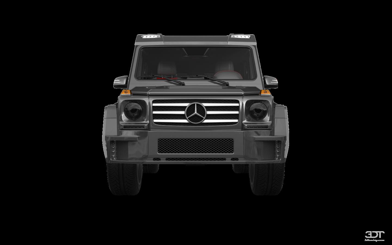 Mercedes G-Class 5 Door SUV 2013