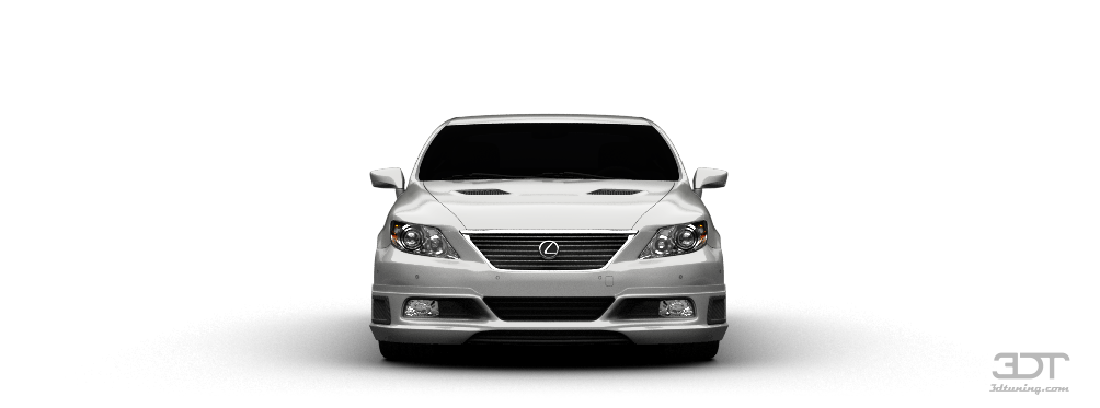 Lexus LS'10