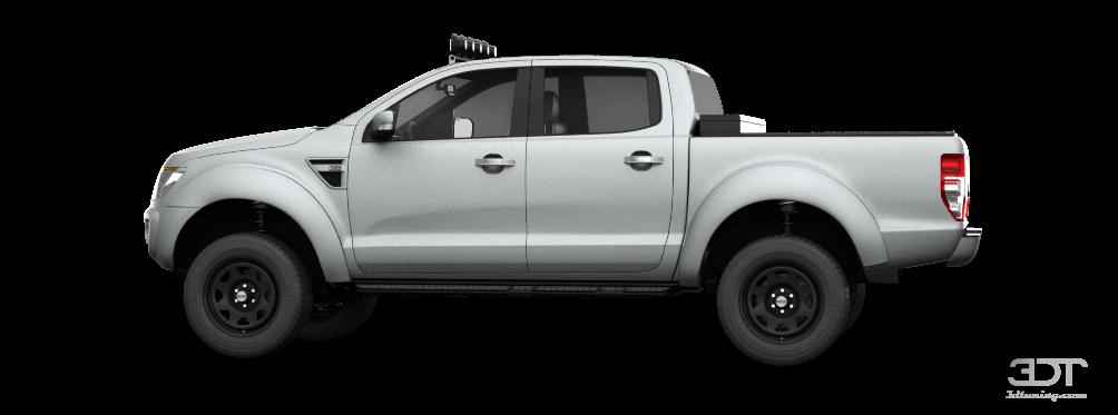 Ford Ranger'12