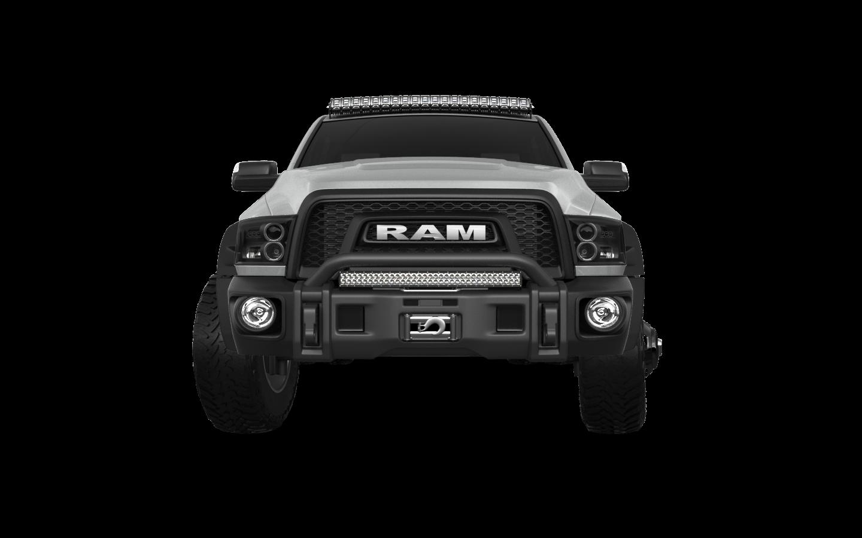 Dodge Ram 3500 4 Door Truck 2014