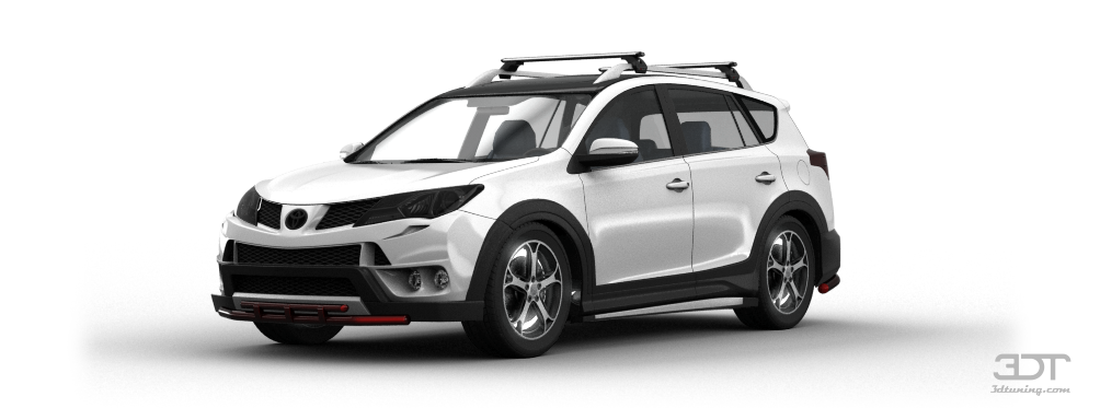 2015 Toyota RAV4 Accessories