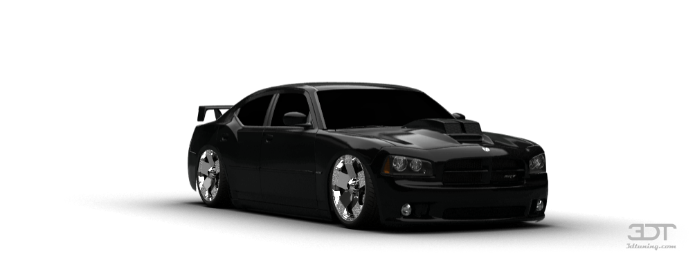 3dtuning Of Dodge Charger Srt8 Sedan 2007 3dtuning Com