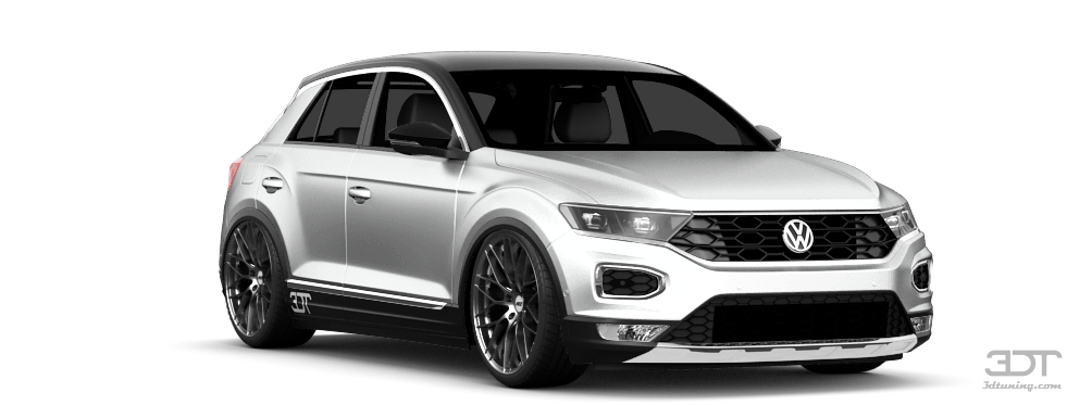 volkswagen t roc crossover 2017 tuning. Black Bedroom Furniture Sets. Home Design Ideas