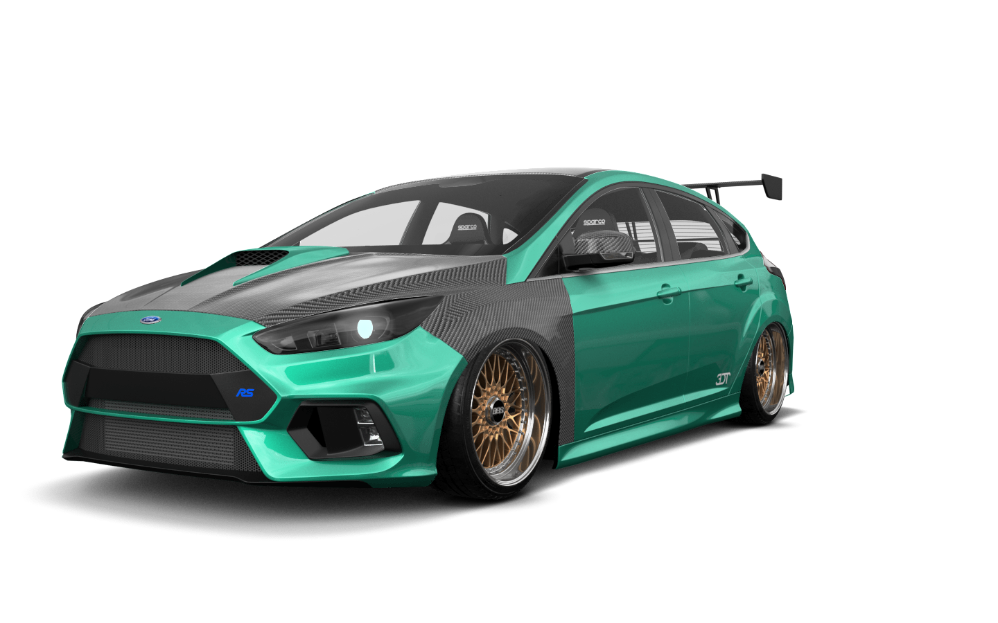 Ford Focus Hatchback 2015 tuning