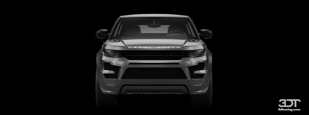 Range Rover Evoque 5 door SUV 2012
