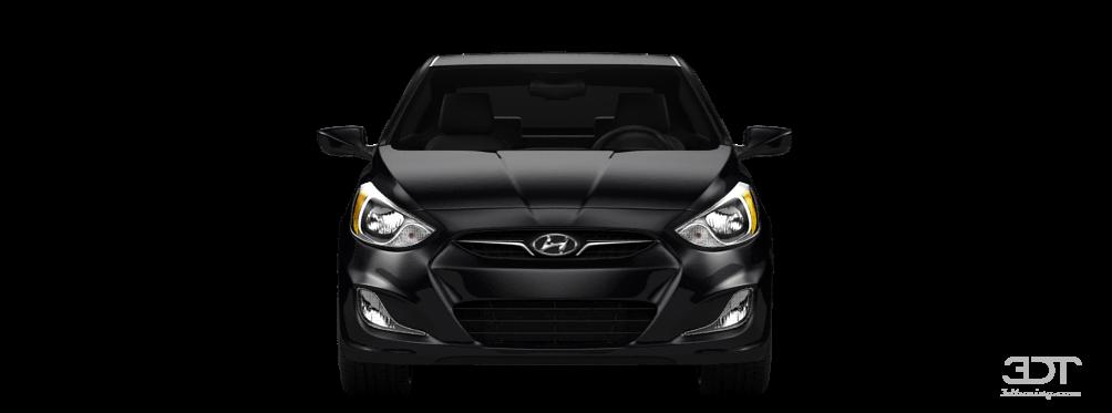 Hyundai Accent'13