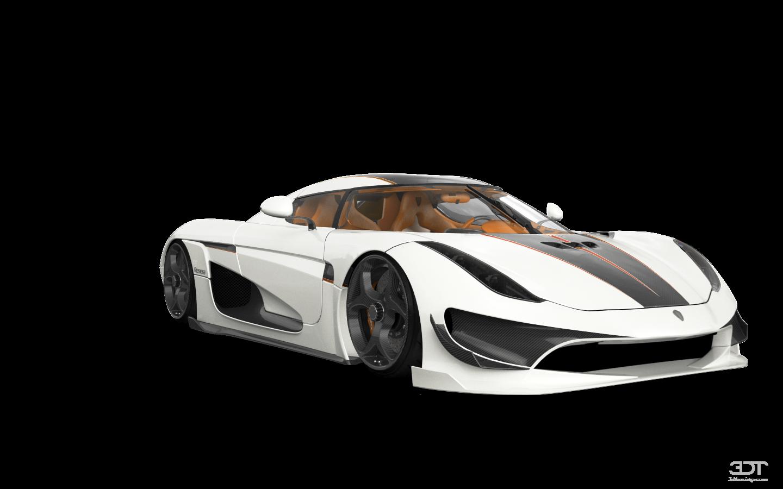 Koenigsegg Regera'16