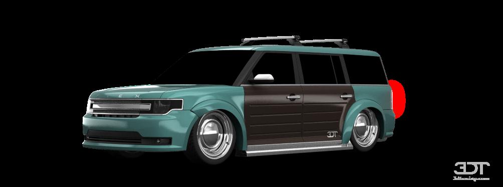 custom ford flex paint - photo #10