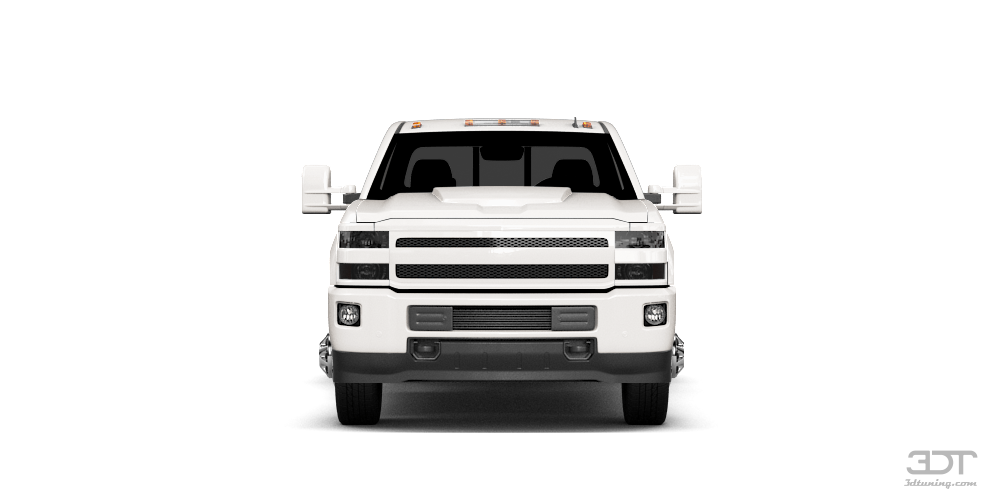 Chevrolet Silverado 2500HD Crew Cab Long'15