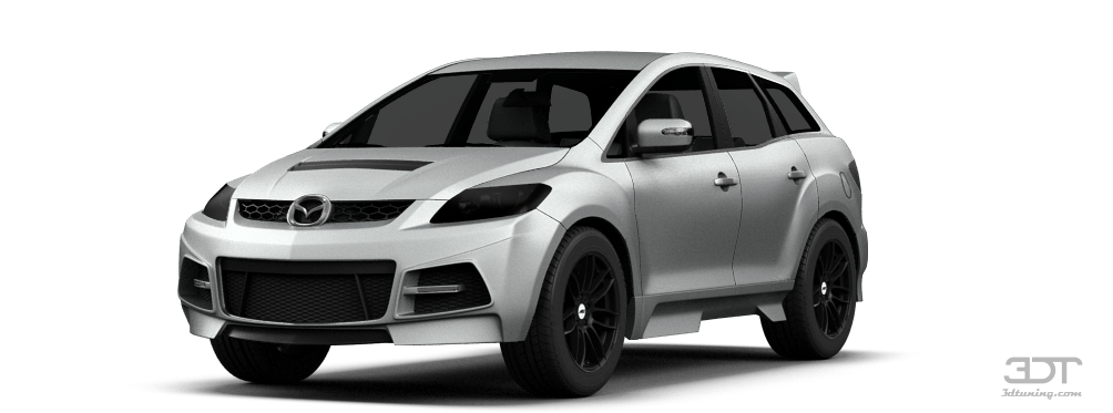 3DTuning of Mazda CX 7 Crossover 2012 3DTuning.com - unique on-line car configurator for more ...