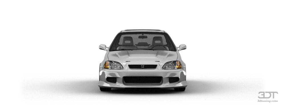Honda Civic Si'99