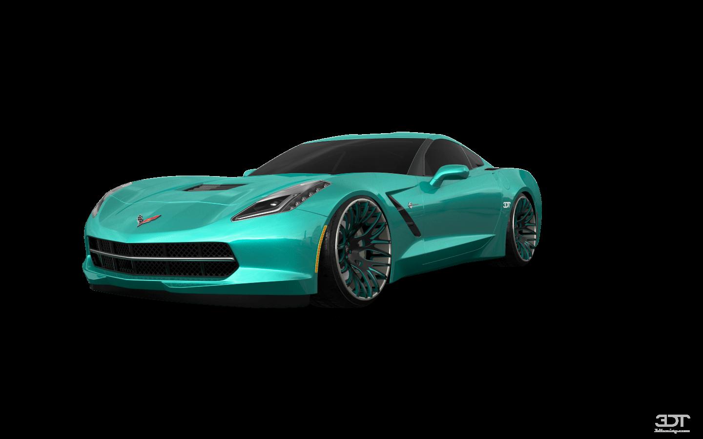 Chevrolet Corvette 2 Door Coupe 2018 tuning