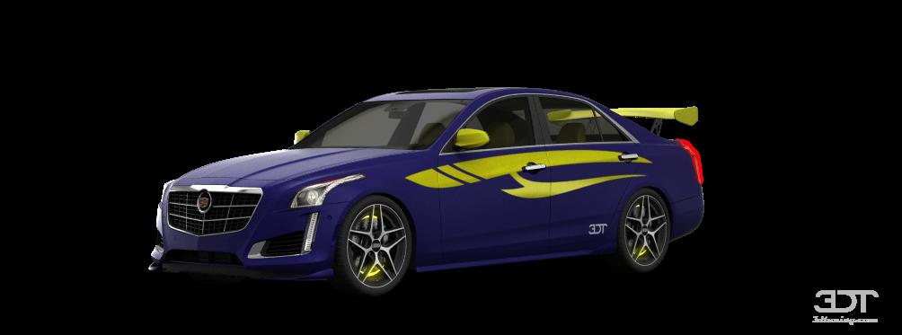Cadillac CTS'14