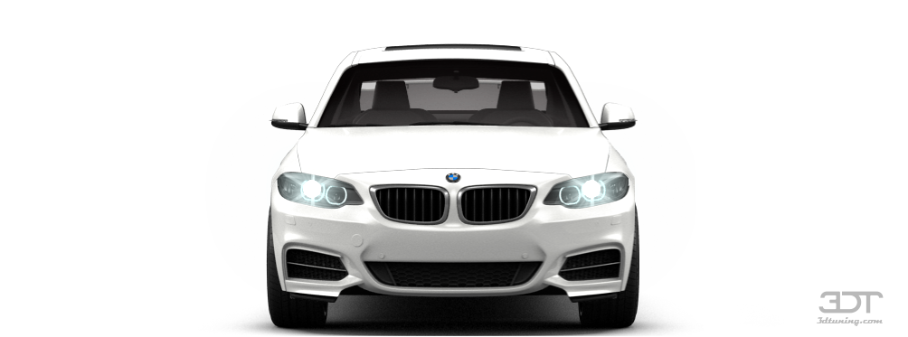 BMW 2 series Coupe 2014 tuning
