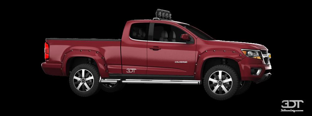 Chevrolet Colorado ShortCab'15