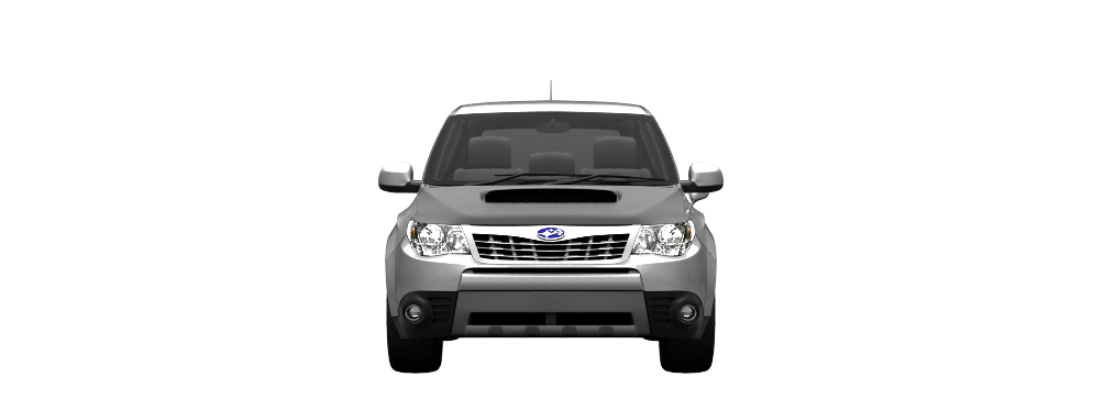 Subaru Forester'08