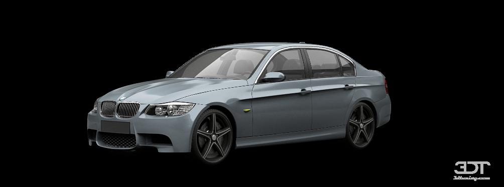 BMW 3 series Sedan 2005 tuning