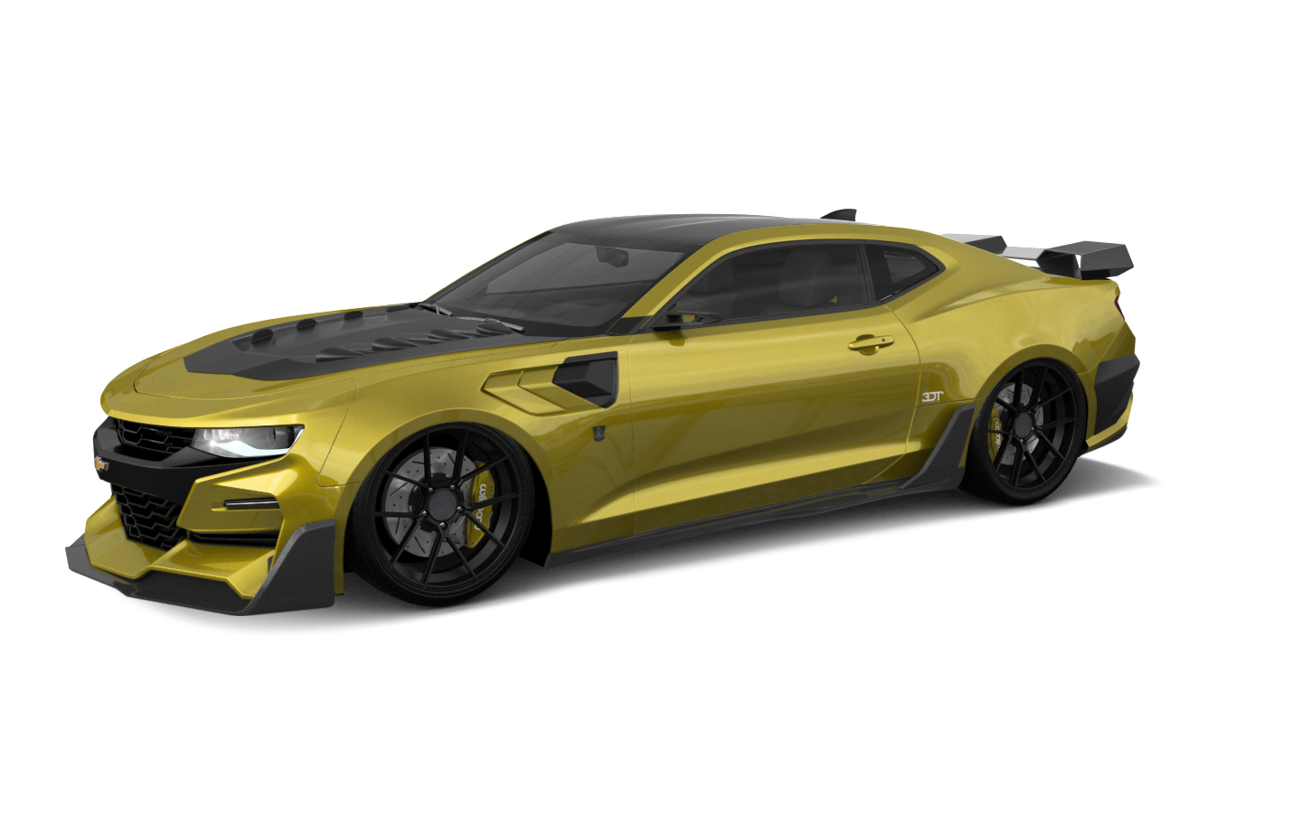 Chevrolet Camaro 2 Door Coupe 2016 tuning