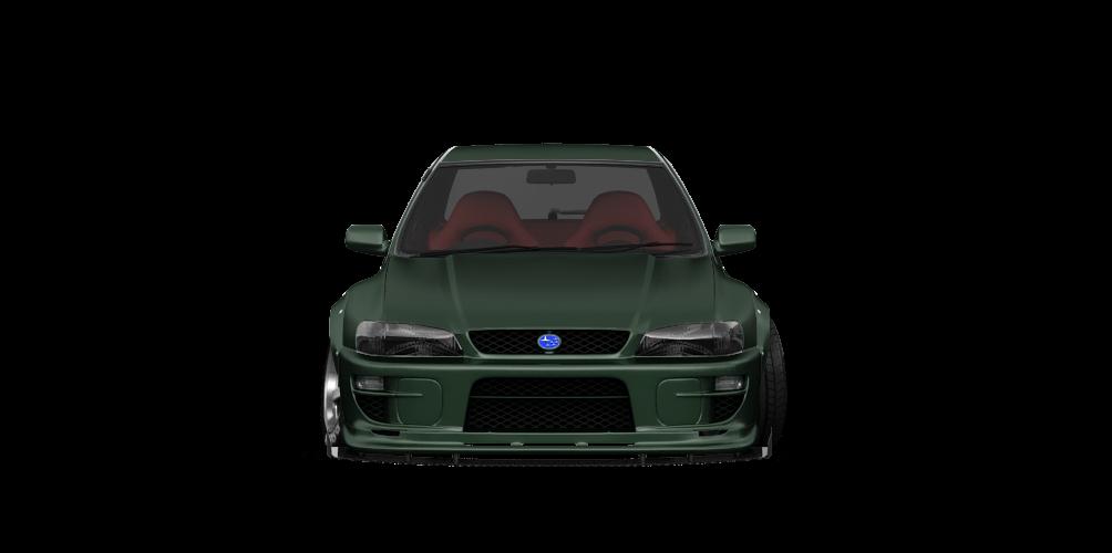 Subaru Impreza WRX STI 22B'99