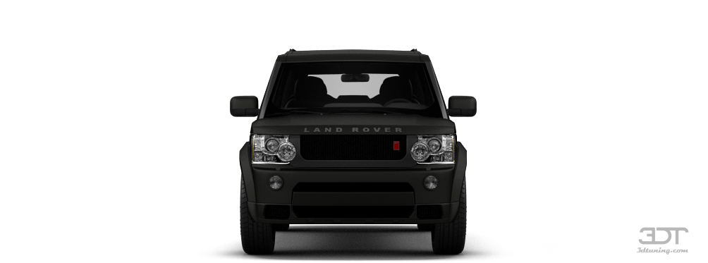 Range Rover Discovery 4'12