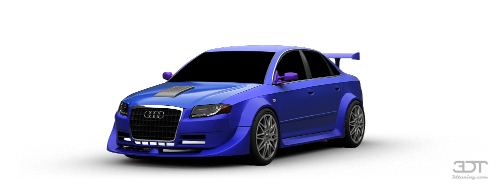 3dtuning Of Audi A4 Sedan 2004 3dtuning Com Unique On