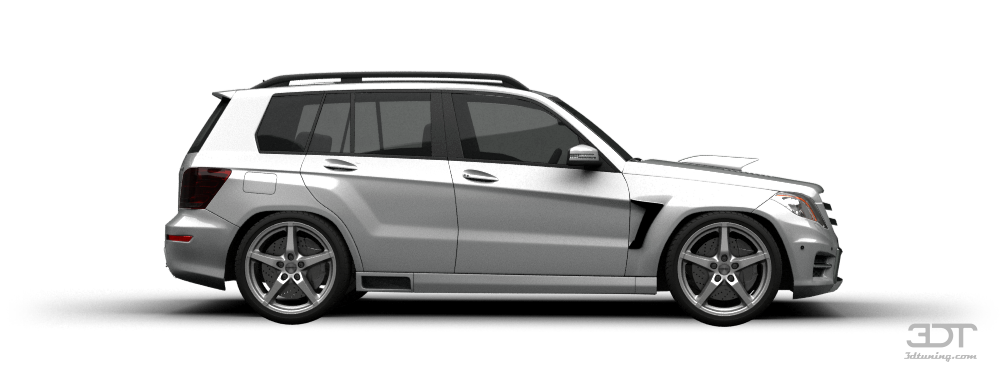 3dtuning Of Mercedes Glk Class Suv 2013 3dtuning Com