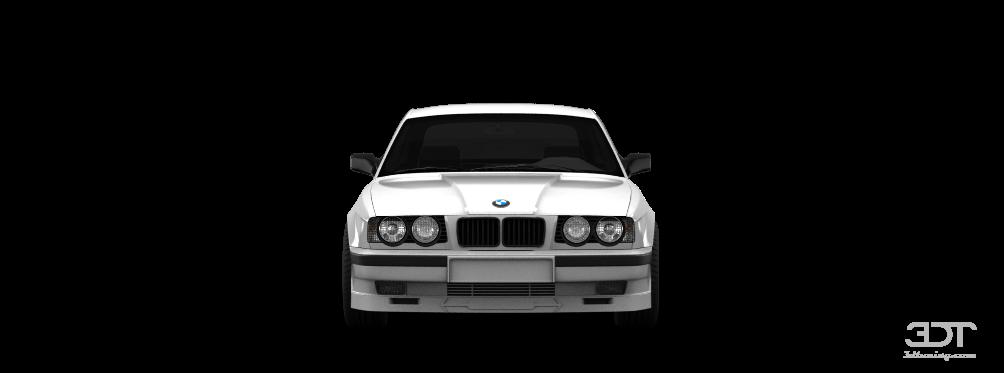 BMW 5 Series Sedan 1987