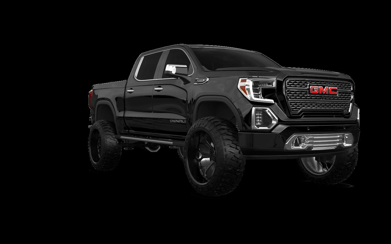 GMC Sierra 4 Door pickup truck 2020 tuning
