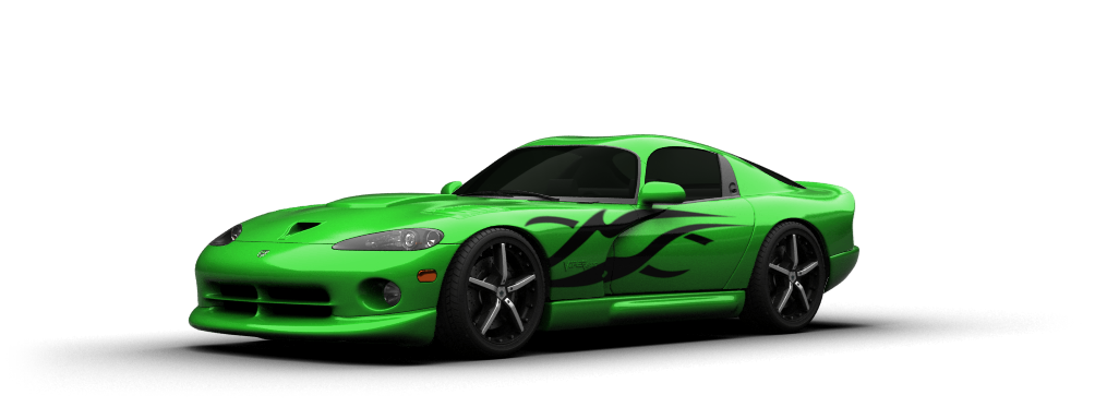 Dodge Viper GTS Coupe 1997 tuning