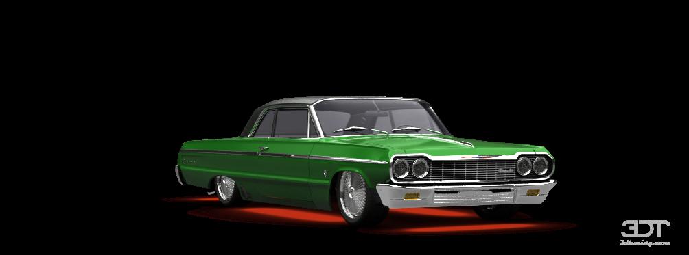 Chevrolet Impala SS 409'64