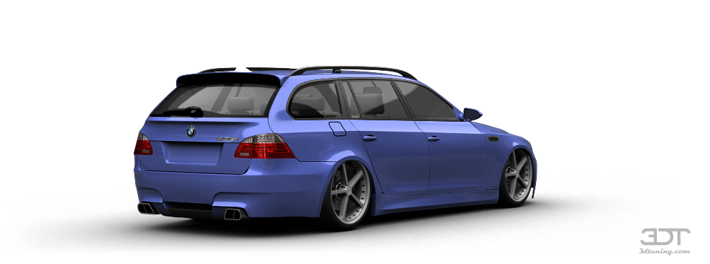 My Perfect Bmw 5 Series N R 3dtuning Probably The Best