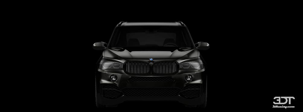BMW X5 Crossover 2014