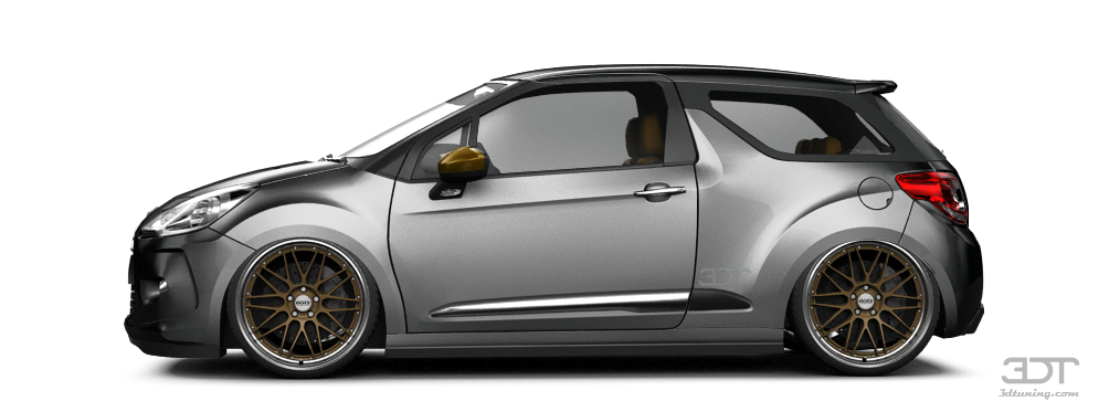 citroen ds3 3 door 2011 tuning. Black Bedroom Furniture Sets. Home Design Ideas
