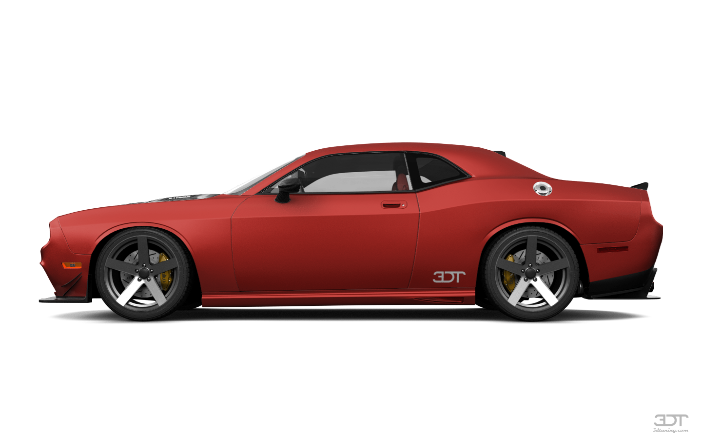 Dodge Challenger 2 Door Coupe 2008 tuning