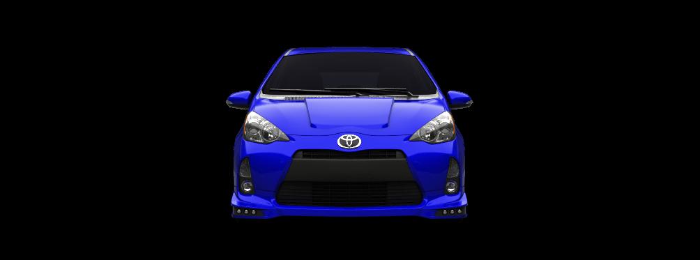Toyota Prius C 5 Door Hatchback 2012