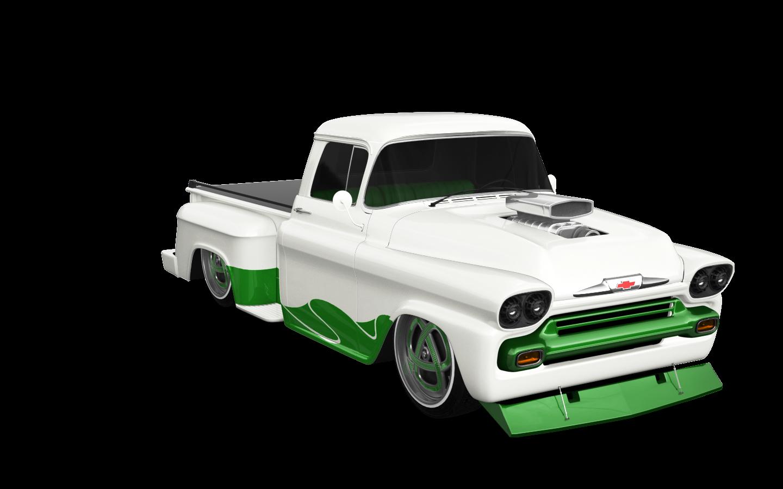 Chevrolet Apache Stepside'59