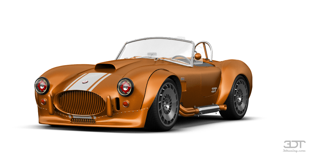 Ford Shelby Cobra Convertible 1961 tuning