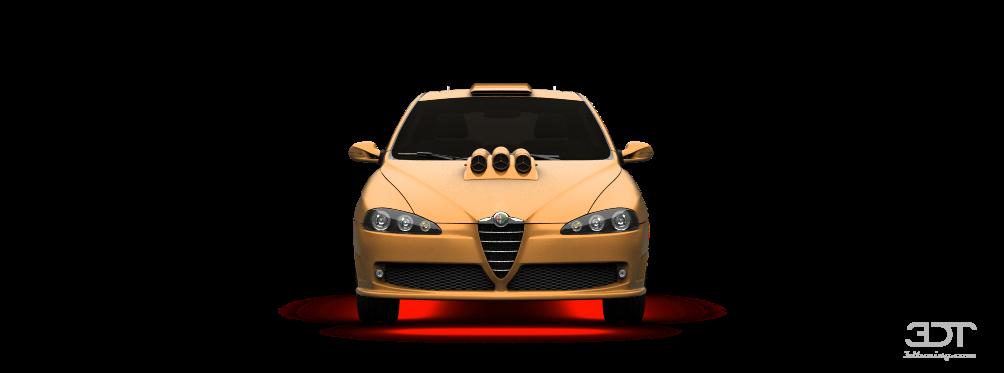 Alfa Romeo 147 3 Door Hatchback 2009