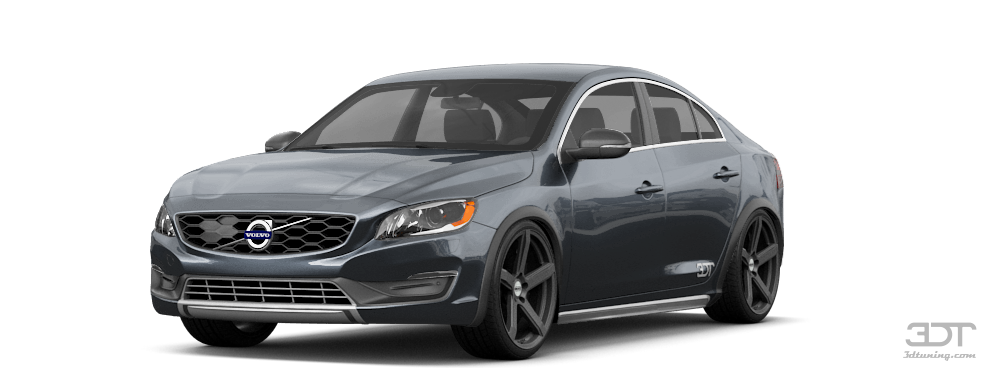 Volvo S60 Cross Country'16