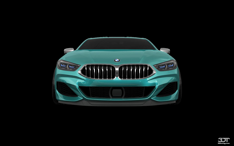 BMW 8 Series 2 Door Coupe 2019