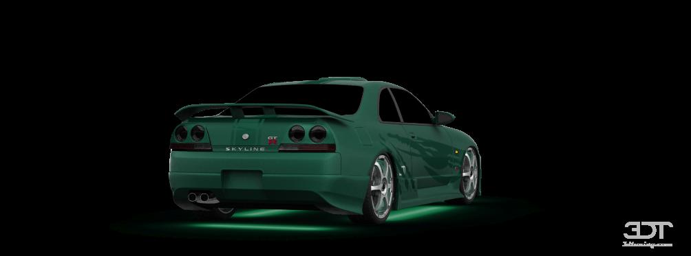 My Perfect Nissan Skyline Gt R