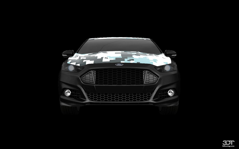 Ford Mondeo 4 Door Saloon 2015